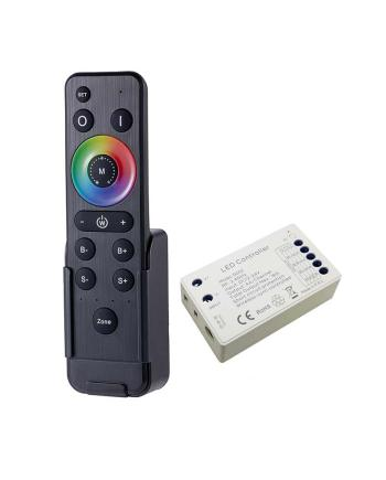 Wireless Sync LED Controller For DIM CCT RGB RGBW