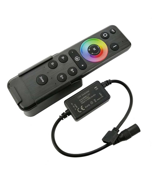 Mini Wireless Sync LED Controller For Dim/CCT/RGB/RGBW