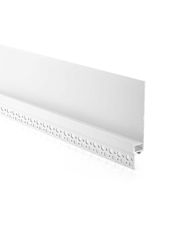 recessed gypsum led profile