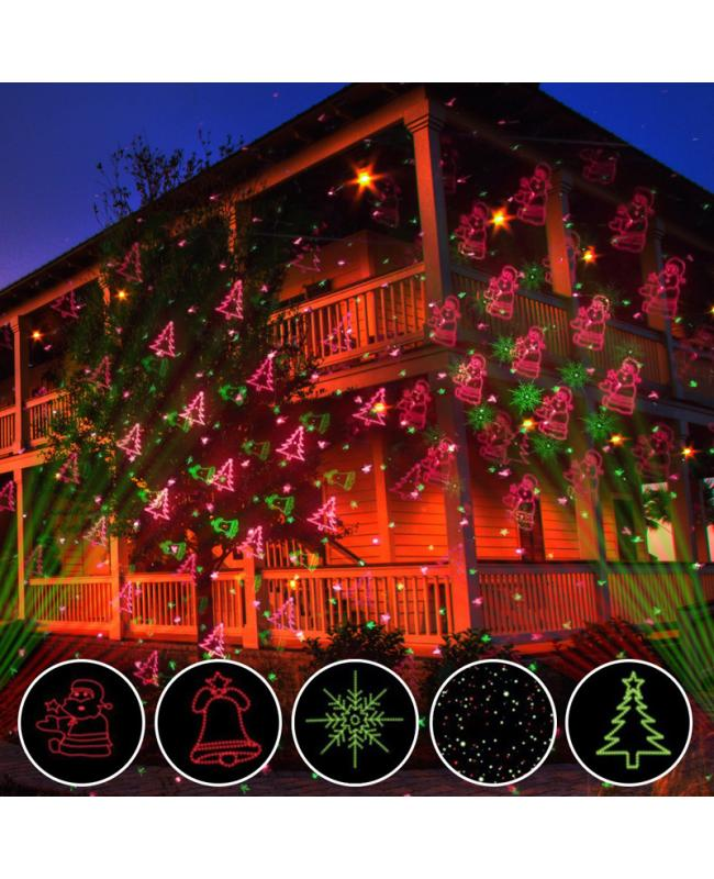 Waterproof LED Christmas Project Light