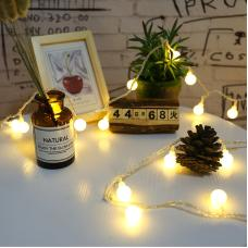 Small Ball LED Christmas Tree Lights