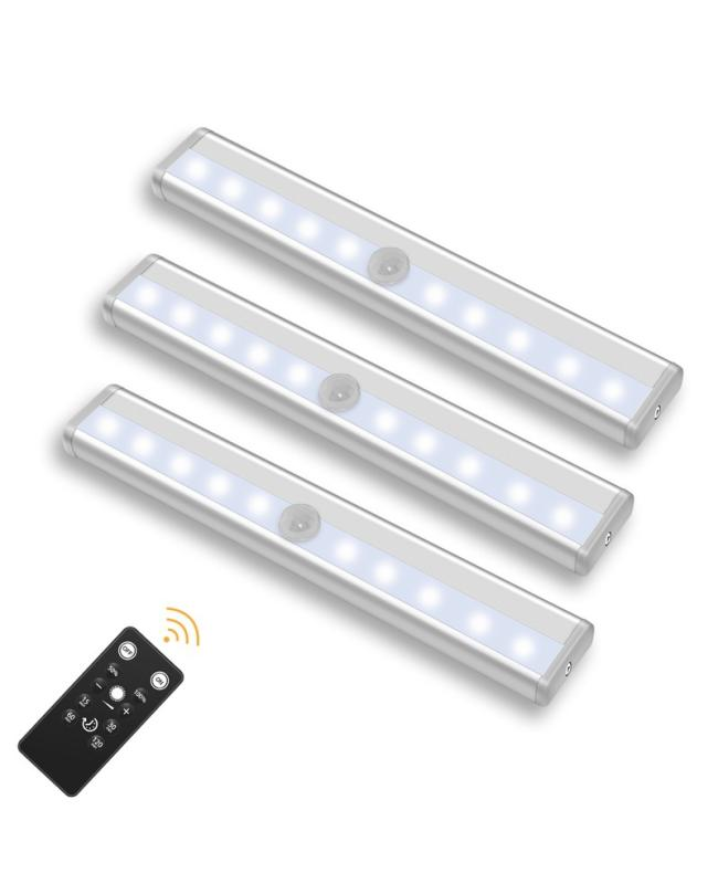 LED Stair Night Lighting With Remote