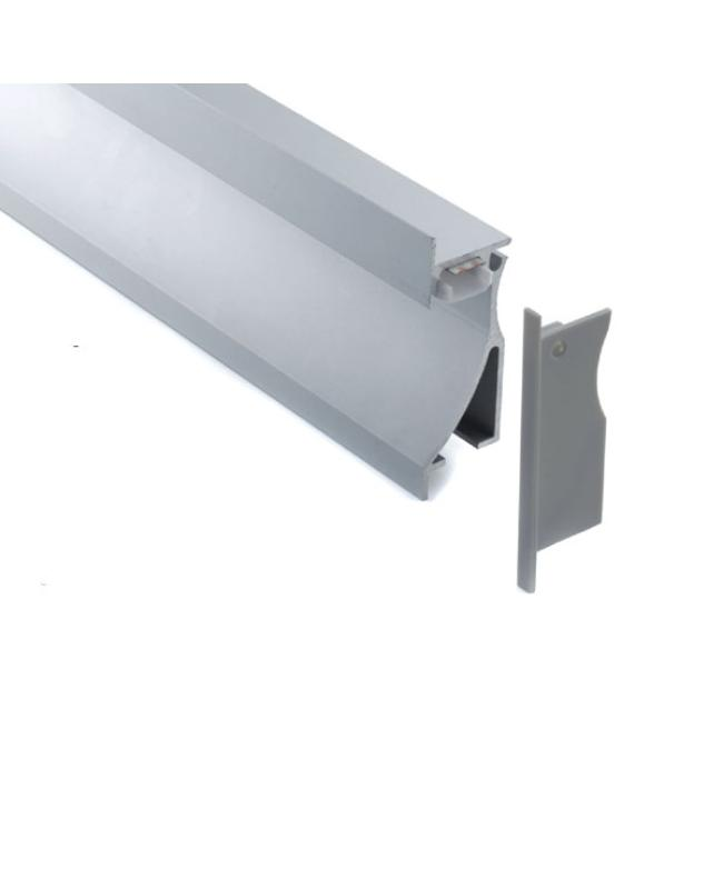 Recessed Aluminium LED Light Profile