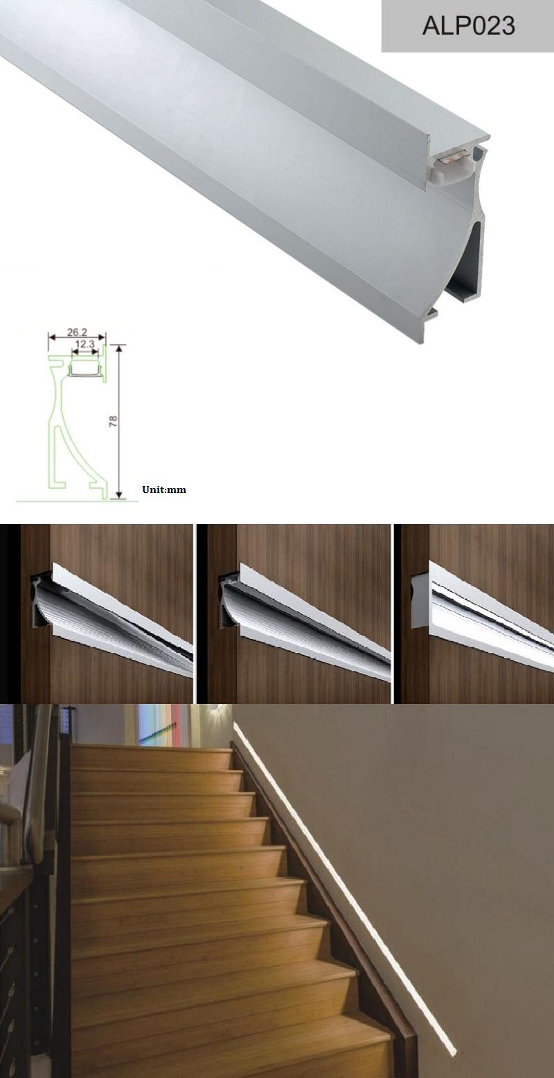 Recessed Aluminium LED Light Profile Review