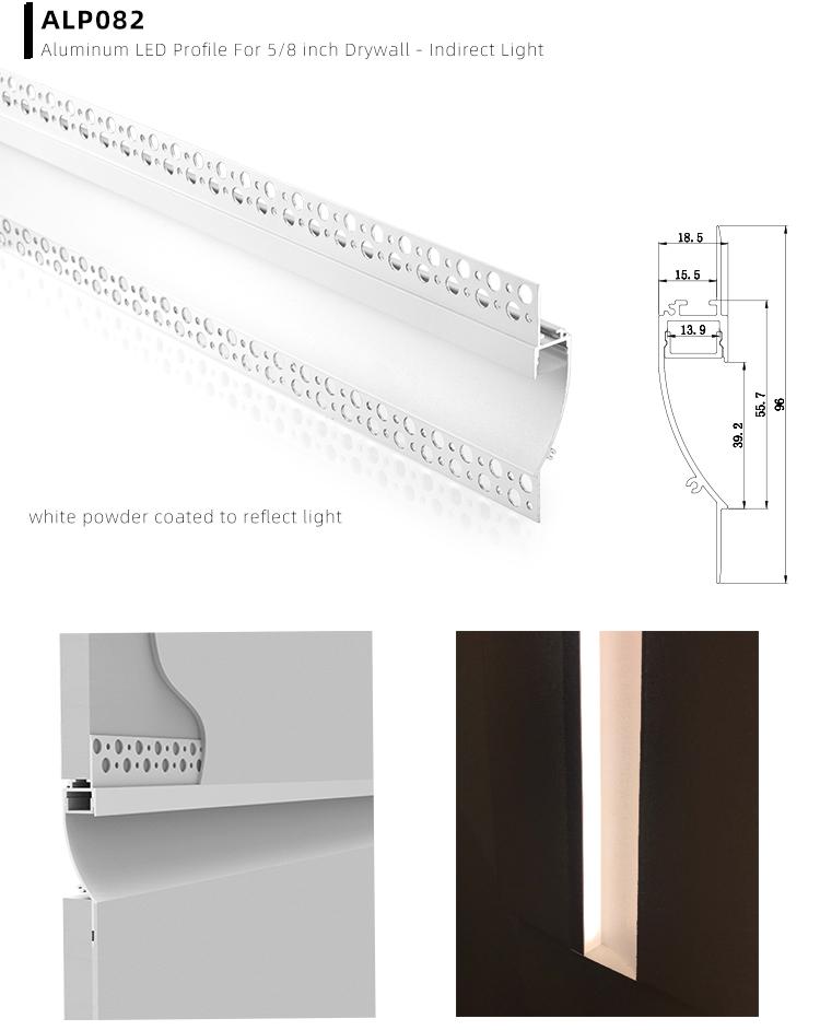 LED Drywall Profile