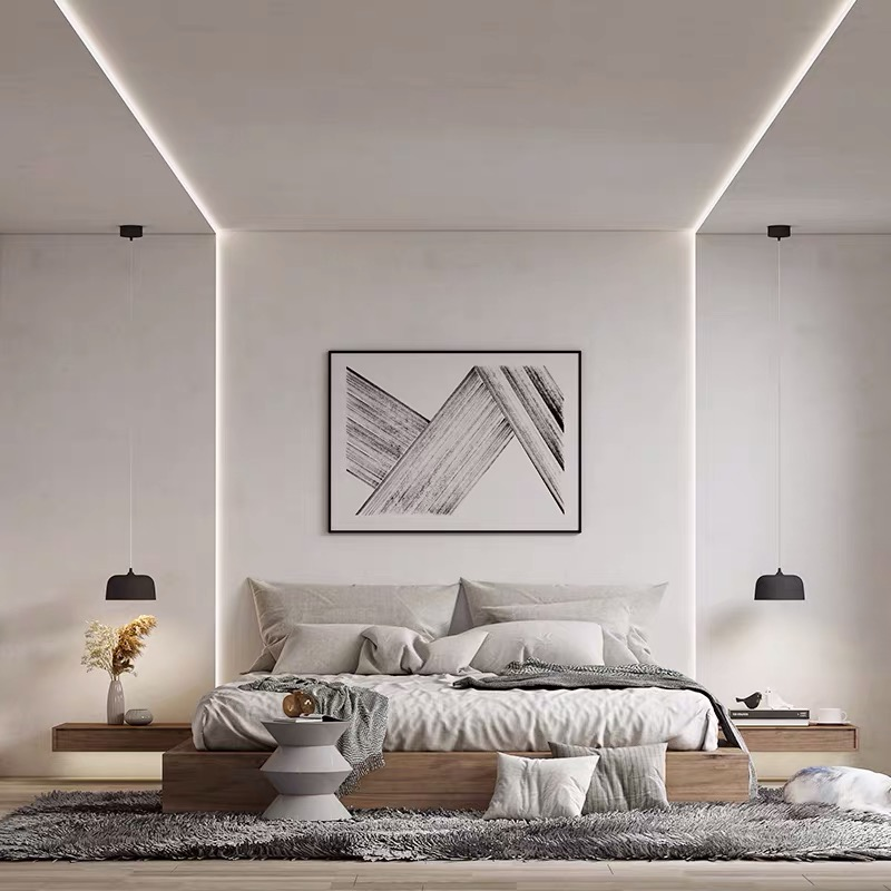 Drywall LED Profile Light Application