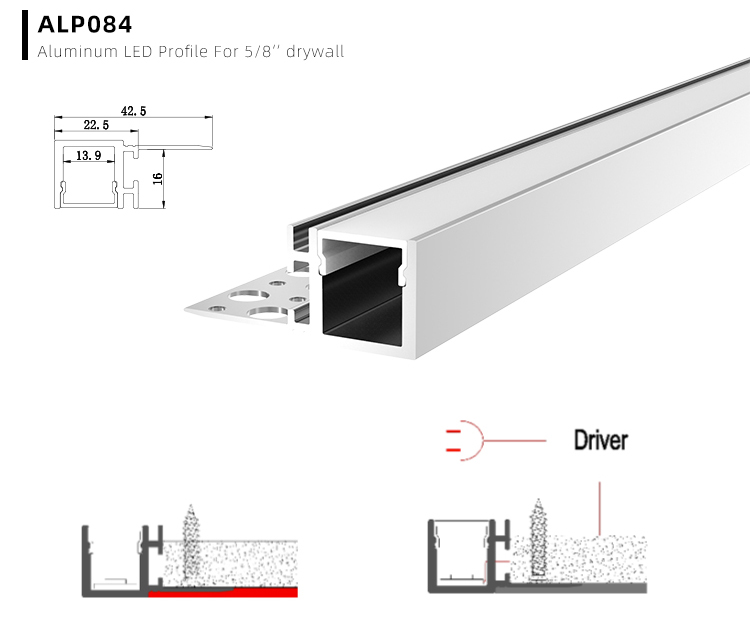 Drywall LED Profile Light Review
