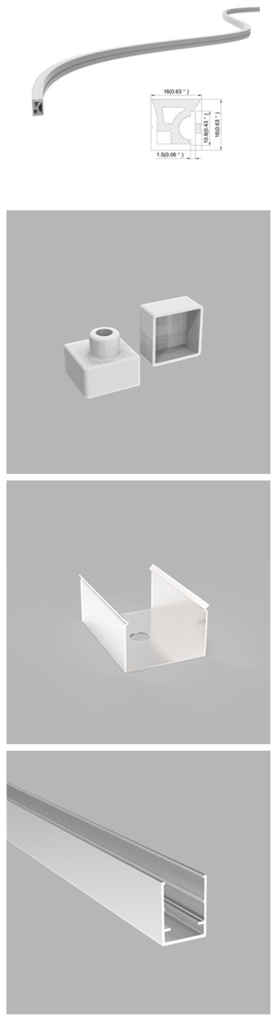Flexible LED Profile