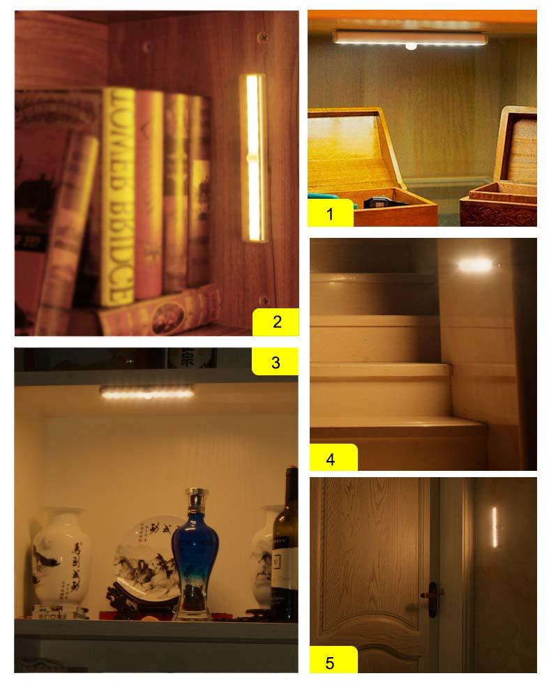 Door Night Light