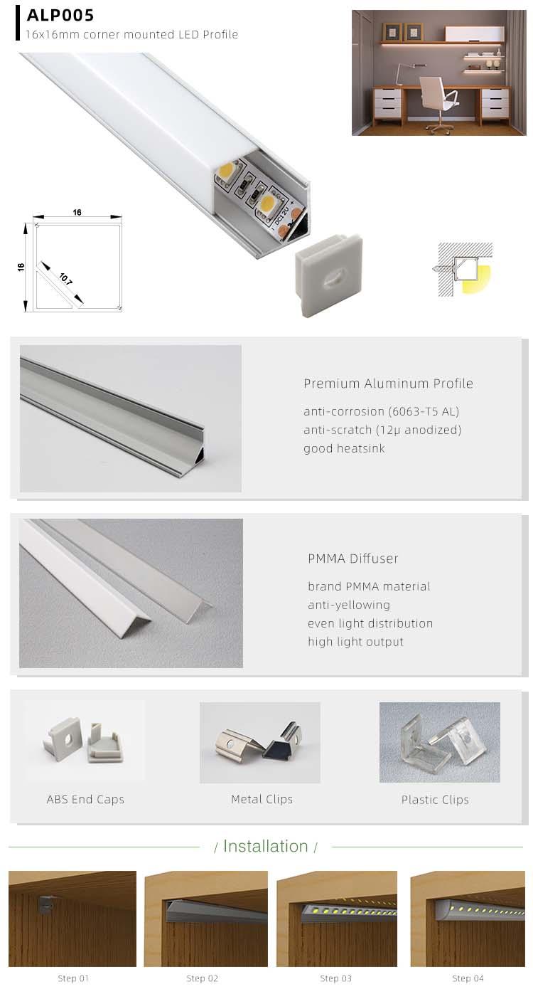 Alu LED Profile
